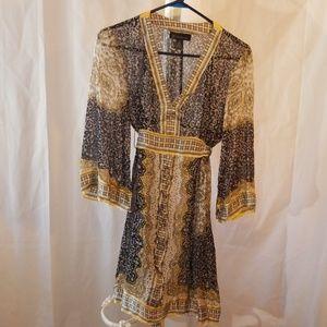 I-N-C International Concepts sheer dress